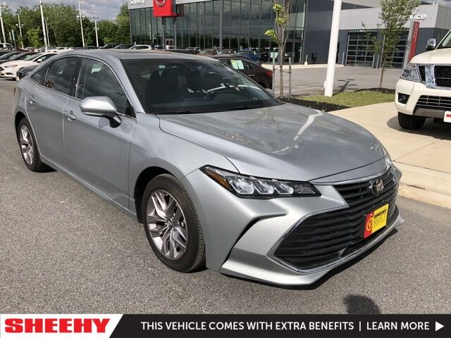 2019 Toyota Avalon XLE White Marsh MD