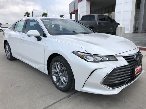 2019_Toyota_Avalon_XLE_ Harlingen TX