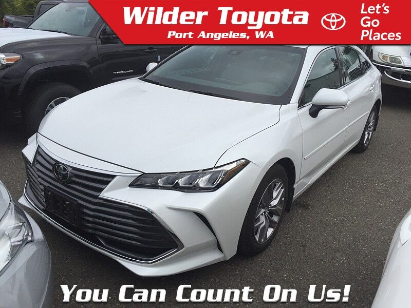 2019 Toyota Avalon XLE Port Angeles WA