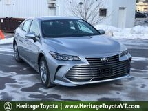 2019 Toyota Avalon XLE South Burlington VT