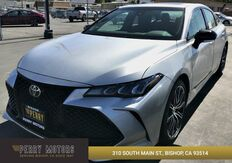 2019_Toyota_Avalon_XSE_ Bishop CA