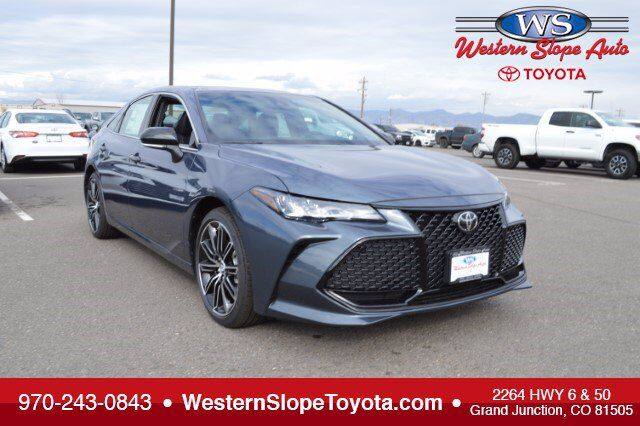 2019 Toyota Avalon XSE Grand Junction CO