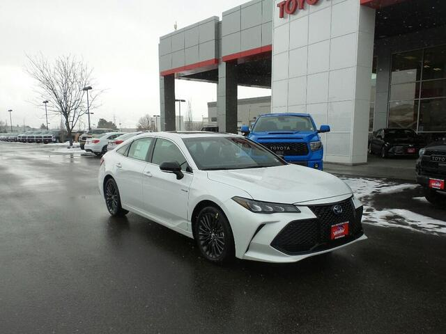 2019 Toyota Avalon XSE HYBRID Pocatello ID