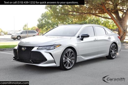 2019 Toyota Avalon XSE With JBL Sound MUST SEE Like New! Fremont CA