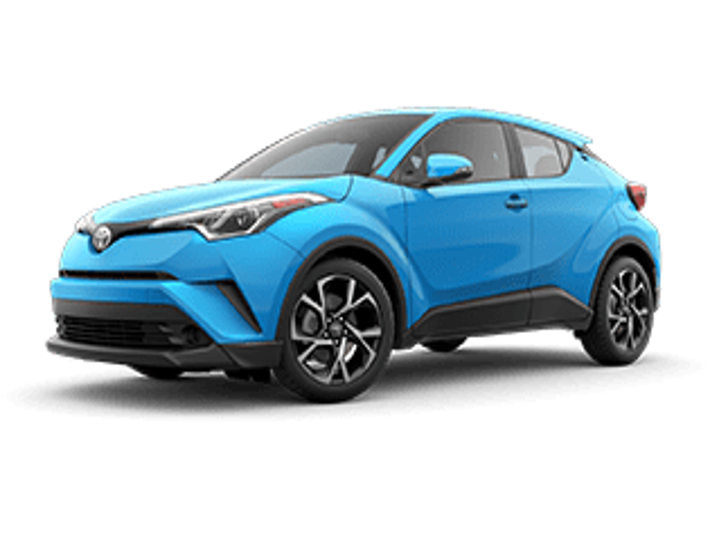 2019 Toyota C-HR C-HR XLE Oshkosh WI