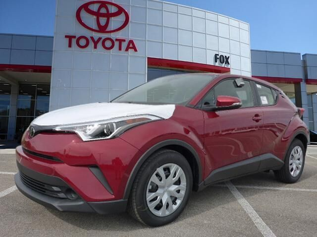 2019 Toyota C-HR LE Clinton TN