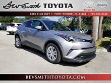 2019_Toyota_C-HR_LE_ Fort Pierce FL