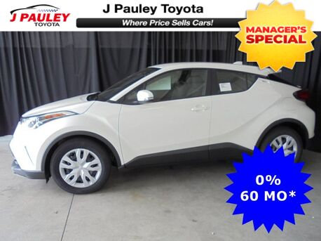 2019_Toyota_C-HR_LE_ Fort Smith AR