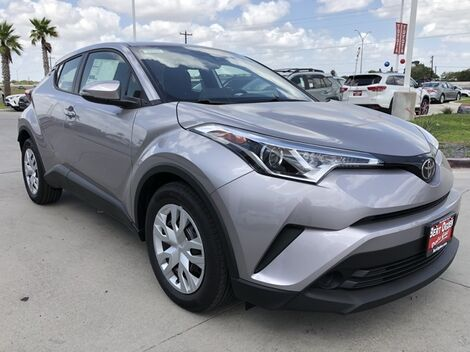 2019_Toyota_C-HR_LE_ Harlingen TX