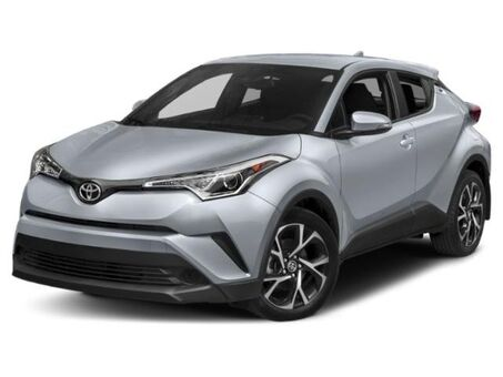 2019_Toyota_C-HR_LE_ Homestead FL