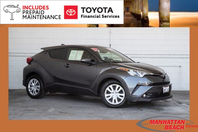 2019 Toyota C-HR LE Manhattan Beach CA