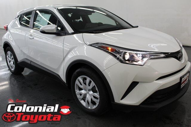 2019 Toyota C-HR LE Milford CT