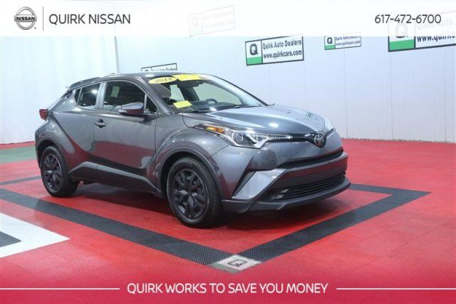 2019 Toyota C-HR LE Quincy MA