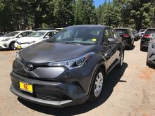 2019_Toyota_C-HR_LE_ South Lake Tahoe CA