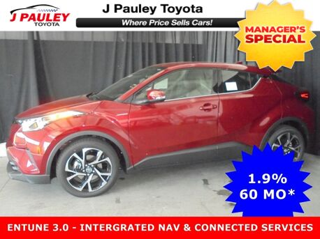 2019_Toyota_C-HR_Limited_ Fort Smith AR