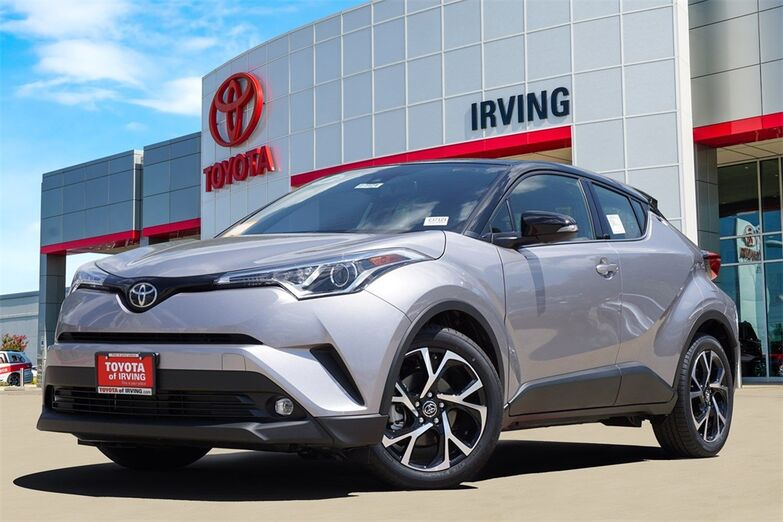 2019 Toyota C-HR Limited Irving TX