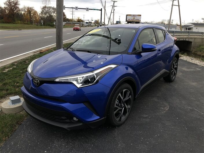 2019 Toyota C-HR Limited Lima OH
