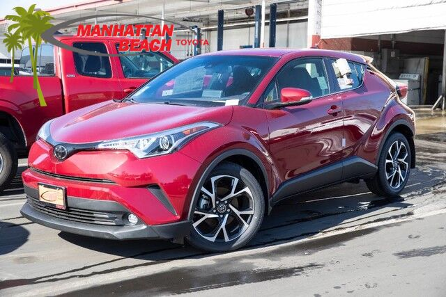 2019 Toyota C-HR Limited Manhattan Beach CA