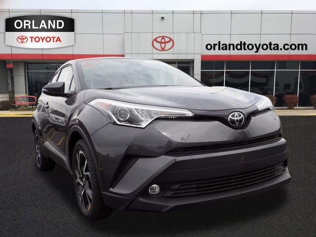 2019 Toyota C-HR Limited Tinley Park IL