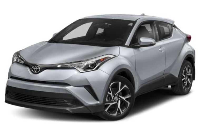 2019 Toyota C-HR Limited Vacaville CA