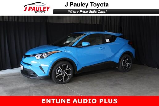 2019_Toyota_C-HR_XLE_ Fort Smith AR