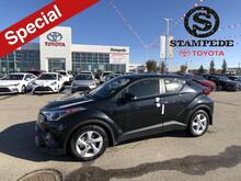 2019_Toyota_C-HR_XLE Package_ Calgary AB