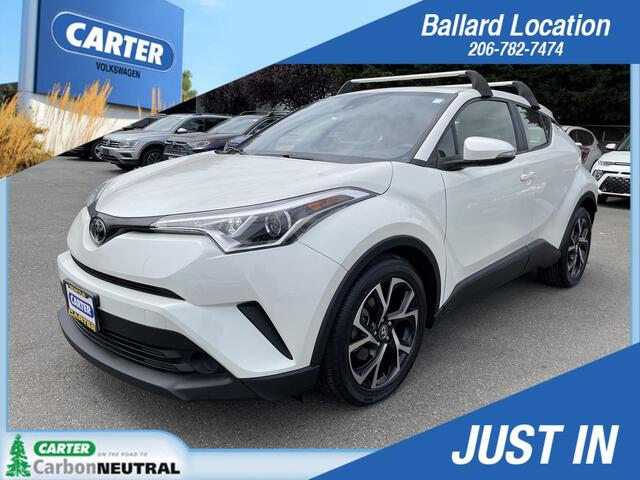 2019 Toyota C-HR XLE Seattle WA