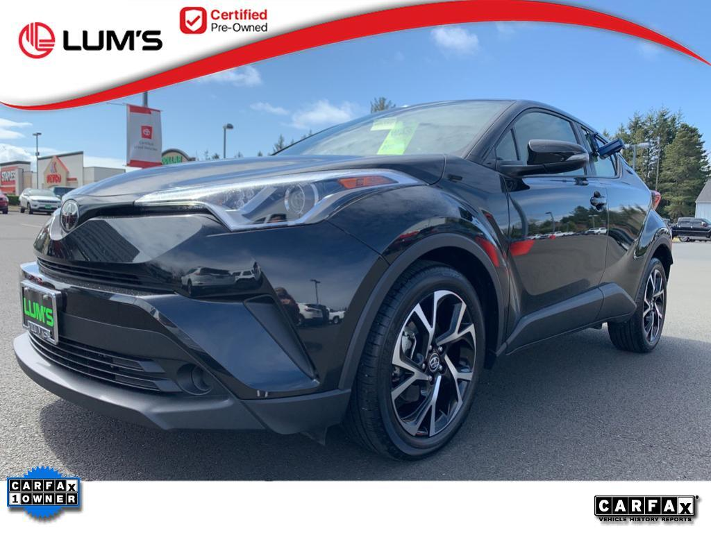 2019 Toyota C-HR XLE Warrenton OR