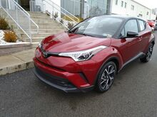 2019_Toyota_C-HR_XLE_ Washington PA