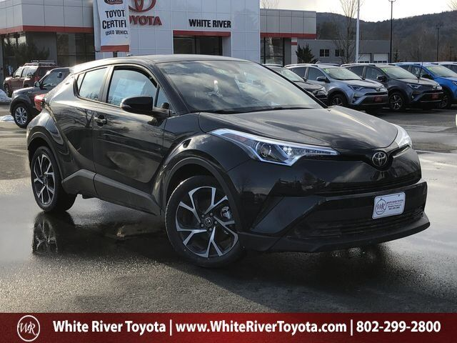 2019 Toyota C-HR XLE White River Junction VT