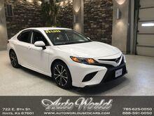 2019_Toyota_CAMRY SE__ Hays KS