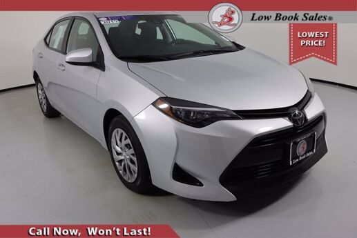 2019 Toyota COROLLA LE Salt Lake City UT