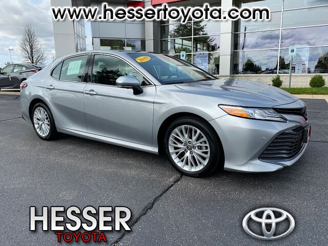 2019 Toyota Camry Janesville WI