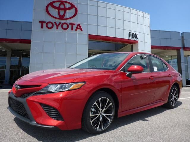 2019 Toyota Camry 4DR SDN SE AT Clinton TN