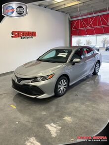 2019_Toyota_Camry_Hybrid LE_ Central and North AL