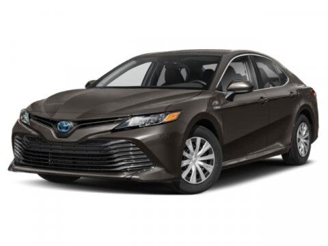 2019 Toyota Camry Hybrid LE Oroville CA