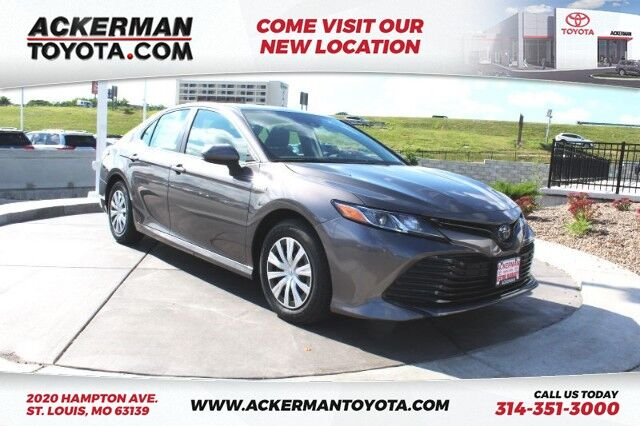 2019 Toyota Camry Hybrid LE St. Louis MO