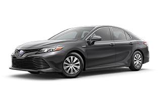 2019 Toyota Camry Hybrid LE Vacaville CA