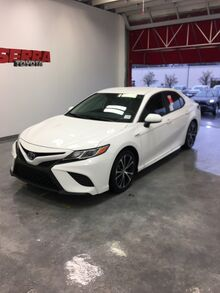 2019_Toyota_Camry_Hybrid SE_ Central and North AL