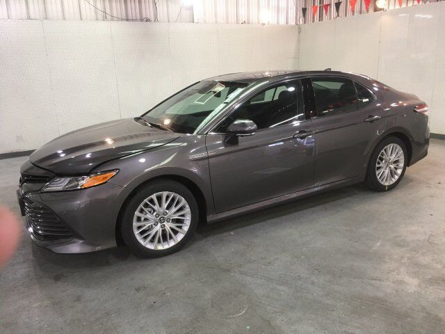 2019 Toyota Camry Hybrid XLE Oroville CA
