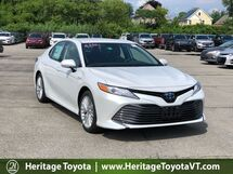 2019 Toyota Camry Hybrid XLE South Burlington VT