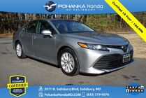 2019 Toyota Camry L ** Pohanka Certified 10 Year/100,000 **