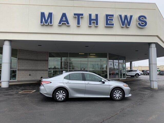 2019 Toyota Camry L Marion OH
