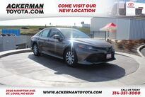 Toyota Camry L 2019