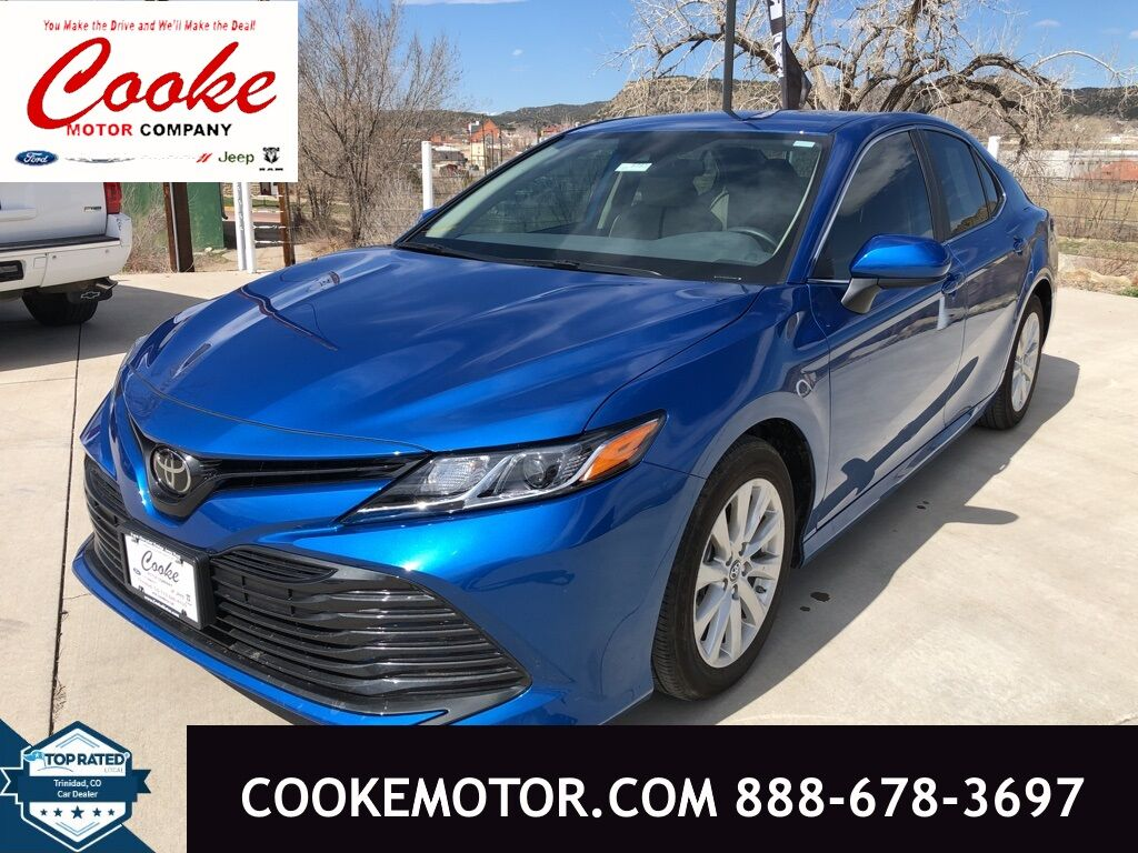 2019 Toyota Camry L Trinidad CO