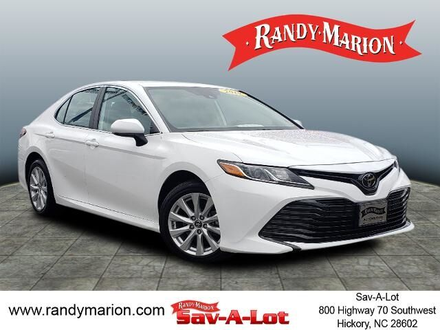 2019 Toyota Camry LE  NC