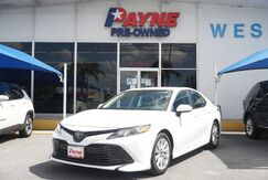 2019_Toyota_Camry_LE_  TX