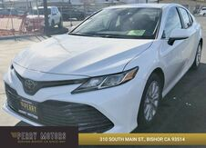 2019_Toyota_Camry_LE_ Bishop CA