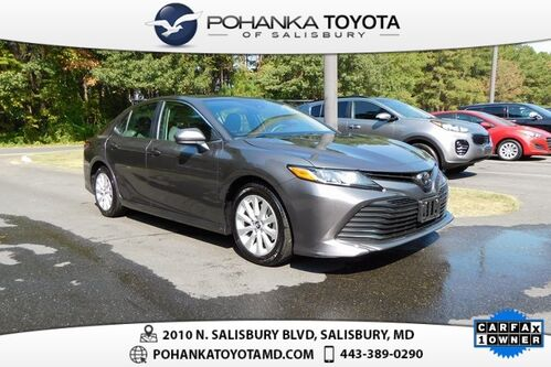 2019_Toyota_Camry_LE CERTIFIED_ Salisbury MD