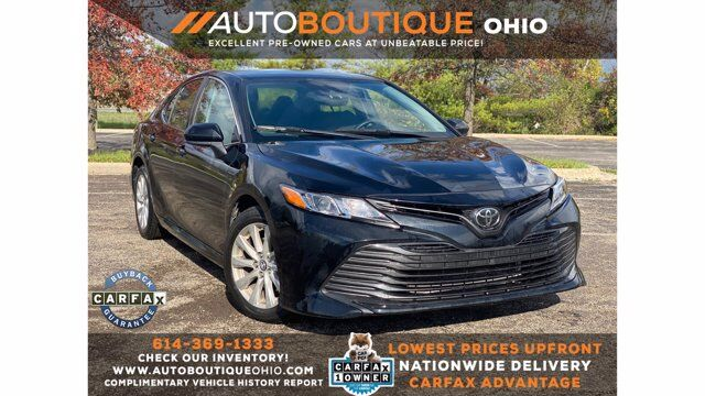 2019 Toyota Camry LE Columbus OH